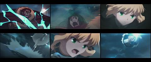 Fate/Zero13-7